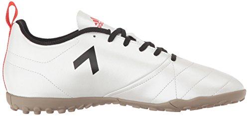 Adidas Performance Donna Asso 17.4 Tf W Scarpa Da Calcio Bianco / Nero / Core Rosso S