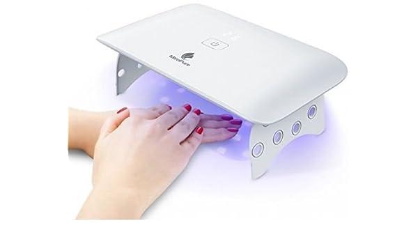 Amazon.com: Lamparas De Uñas Lampara Acrilicas Profesional Secador De Uñas Para Esmalte: Health & Personal Care