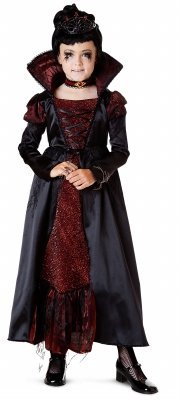 Rubies Costumes 197446 Transylvanian Vampiress Child Costume - Large - 12-14
