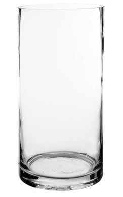 Clear-Glass-Cylinder-Vase-5-Diameter-x-12-Tall