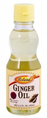 Roland Ginger Oil 6.25 Oz (24 Pack) by Roland