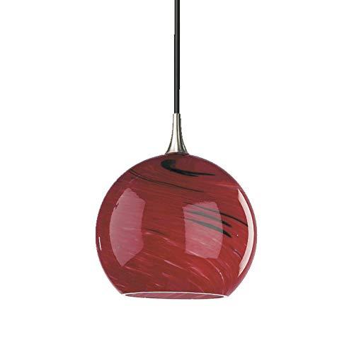 Quorum 865-65 Pendant, 1-Light, 60 Watts, Satin Nickel 65 Satin Nickel Pendants