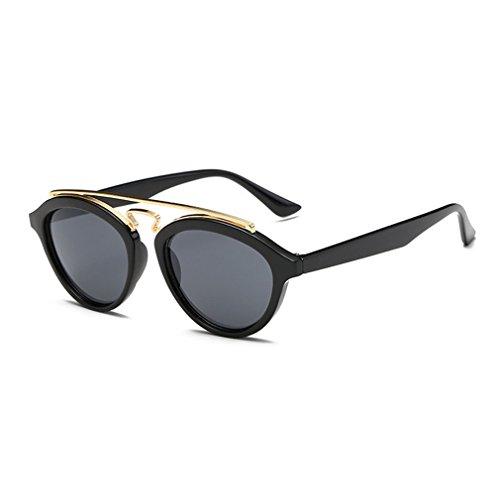 G&T European Unique Style Personality Lady Colorful Lens Wayfarer - For Sale Sama Sunglasses