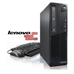 Lenovo ThinkCentre M83 SFF Small Form Factor Business Desktop Computer, Intel Quad Core i5-4570 up to 3.6GHz, 8GB RAM, 128GB SSD+ 2TB HDD, WiFi, USB 3.0, VGA, Windows 7 Pro (Certified Refurbished)