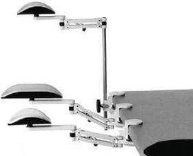 Extended Height Articulating Arm Support (DSS ErgoRest Extended Height Articulating Arm Support)