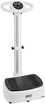 Standing Vibration Platform Exercise Machine - Revolutionary Equipment for Full Body Fitness Training - Digita