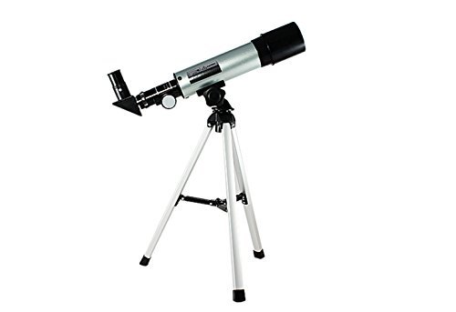 Telescope for Kids and Lunar Beginners, 90x Refractor, 360mm Focal Length, Kids Telescope for Exploring The Moon and Its Craters, Portable Telescope for Children and Beginners (Best Beginner Telescope For Kids)