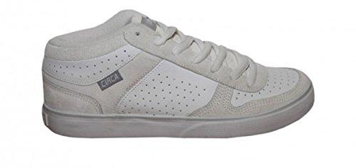 Circa Skateboard Shoes 8 WTK Black/Grey Sneakers Shoes