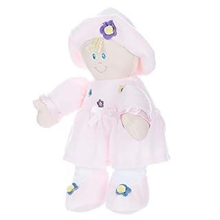 Stuffed Plush Baby Doll Kira, 11 inches