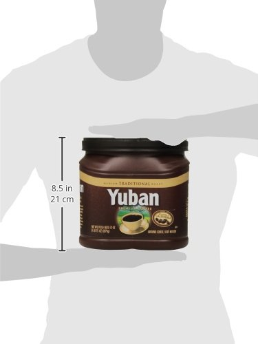 043000047071 - Yuban Ground Coffee Traditional Medium Roast 31 Ounce Canister carousel main 5