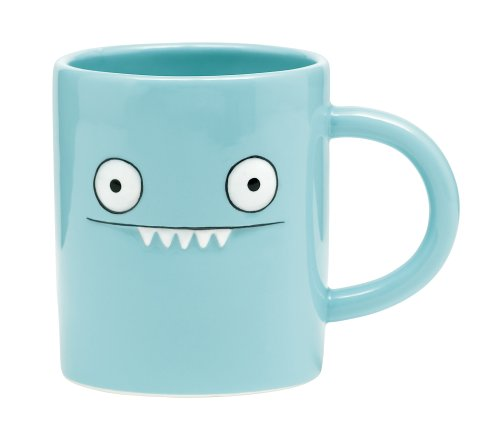 Grasslands Road Uglydoll Ice-Bat Mug, 18-Ounce, Blue ()
