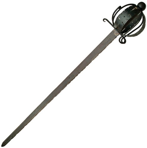 Buy basket hilt claymore