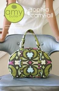 UPC 852256050328, Amy Butler Sophia Carry-All Pattern