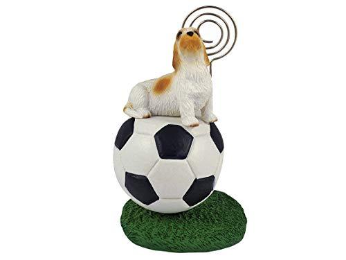 Conversation Concepts Petit Basset Griffon Vendeen Soccer Note Holder ()