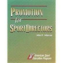 Promotion For Sport Directors