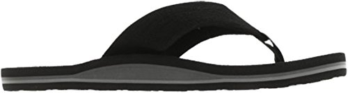 Oneill Phluff Daddy Sandals Boys Black - K2-3/9