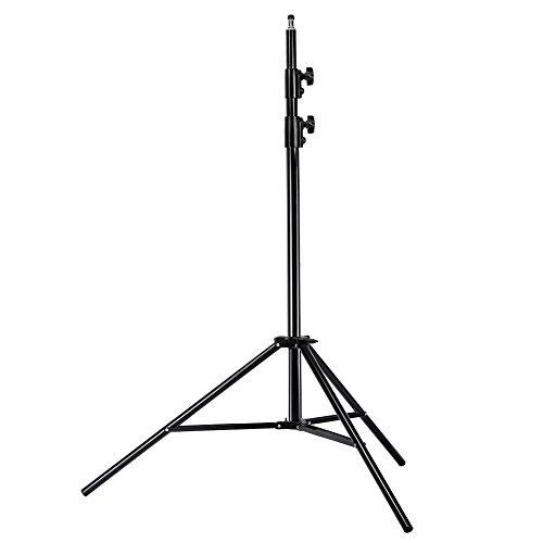 Neewer Pro 9 feet/260cm Aluminum Alloy Photo Studio Light Stands for Video,Portrait and Photography Lighting by Neewer