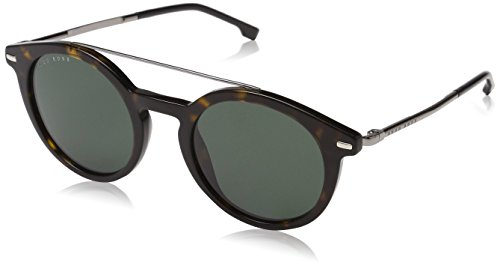 Green para Gn Sol de Boss Hugo Boss QT Hombre 086 S Gafas Dark 0929 Havana 49 Marrón ZgqxHwUT