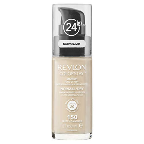 Revlon Colorstay Pump 24HR Make Up SPF20 Norm/Dry Skin 30ml - 150 Buff