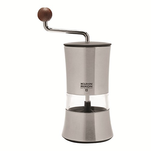 Kuhn Rikon Epicurean Classic Grinder, Stainless Steel