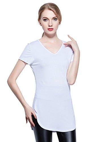 Modal Short Sleeve Tee - 4
