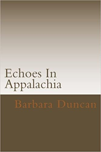 Book Echoes In Appalachia