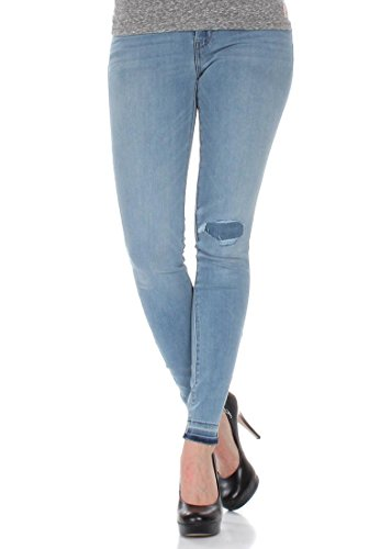 Levis Jeans Women 710 SUPER SKINNY 17778-0148 Go Big Or Go Home