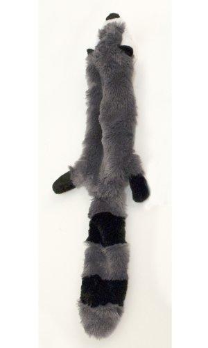 Hyper Pet Critter Skinz Raccoon Pet Toy, Medium, My Pet Supplies