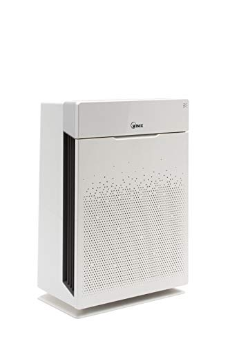 (Winix HR900 Ultimate Pet True HEPA PlasmaWave Technology Air Purifier, 300 Sq. Ft, White)