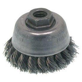 (Osborn 330000 Knot Wire Cup Brush 3-1/2
