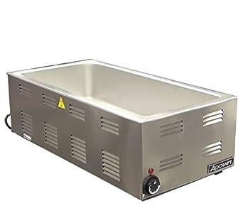 Amazon.com: Empura Calentador de comida portátil de mesa de ...