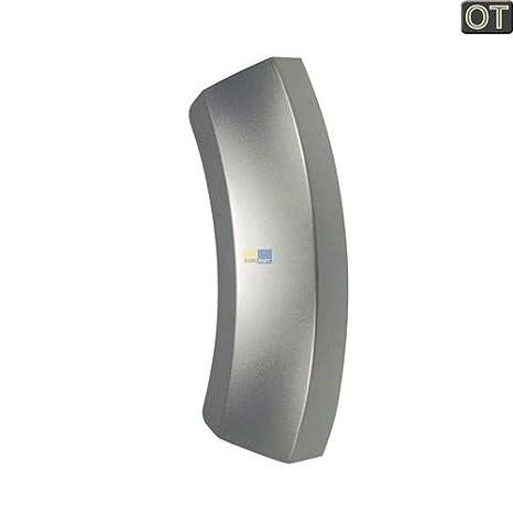 Asa de la puerta lavadora de plata Bosch Siemens 644363: Amazon.es ...