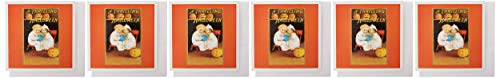 3dRose Thrilling Halloween, Two Cute Children Reading Greeting Cards, 6