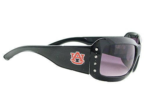 Auburn Tigers Sunglasses - Sports Accessory Store Auburn Tigers AU Crystal Black Fashion Sunglasses S4JT