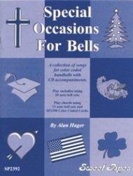 Handbells Book (Special Occasions for Handbells Book & CD)