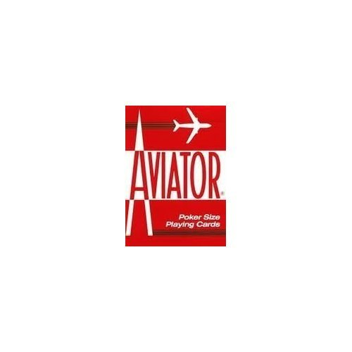 Aviator Poker Size Playing Cards (1-Pack of - Aviator Group