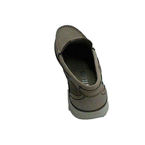 Pitillos De Mocassin Sport En Chaussures Type Taupe Le Homme rrgf6qw