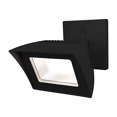 - WAC Lighting WP-LED335-30-aBK Endurance Energy Star LED Flood Outdoor Wall, Architectural Black