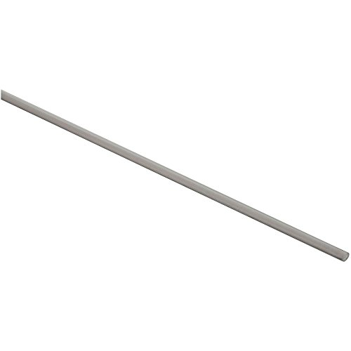 National Hardware N347-971 4011BC Smooth Rod in Stainless Steel