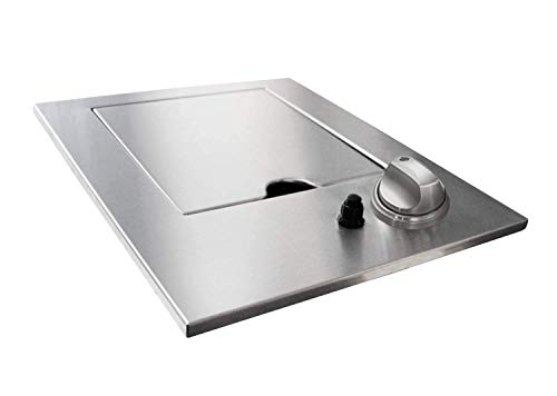 Napoleon Built-In Grill Optional Side Burner – Natural Gas