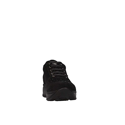 JO UB22586B GIRL Basket Femme Noir LIU 47wqS0d7