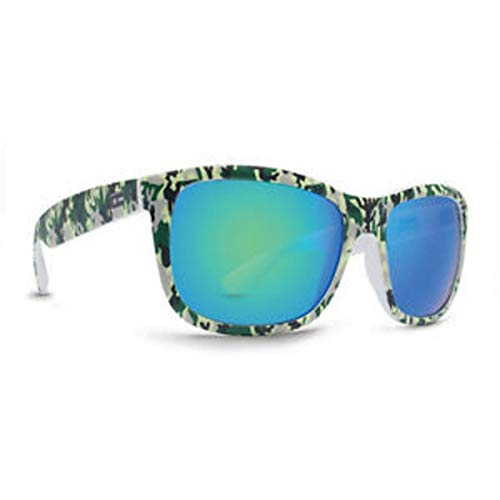 Dot Dash Poseur Wayfarer, Jungle Camo, 54 mm