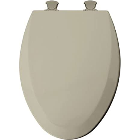 Prime Mayfair 146Ec 006 Molded Wood Toilet Seat With Lift Off Hinges Elongated Bone Pabps2019 Chair Design Images Pabps2019Com