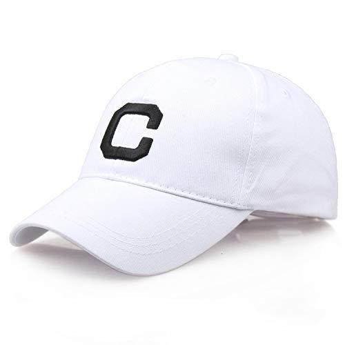 2019 New Summer Baseball Caps Women Men C Letters Embroidery Denim Cap Snapback Hip Hop Hat Gorra de beisbol