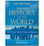 img - for By Richard Overy The Times Complete History of the World 7th edition (Seventh Edition) [Hardcover] book / textbook / text book