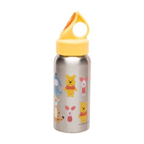 - Zak Designs WPAI-K880 Vacuum Flask with Insulated Straw 48 cl Winnie the Pooh