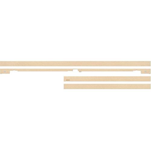 "Electronics 65"" Customizable Frame Beige/Light Wood Finish () - Samsung VG-SCFM65LW/ZA"