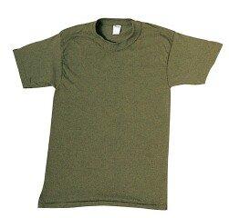 OD/Green 100% Cotton T-Shirt (2X-Large)