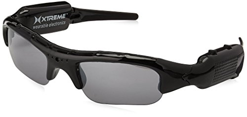 Xtreme Action View Sunglasses with Built-In HD - View Sunglasses Action
