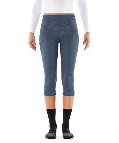 FALKE Damen, Tights Wool Tech. 3/4 Merinowollmischung, 1 er Pack